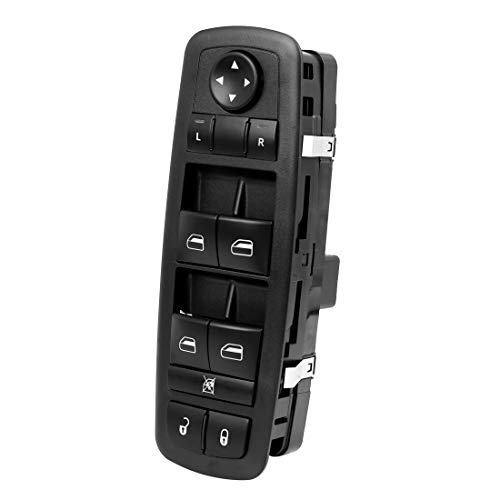 uxcell Master Power Window Switch for 2011-2013 Jeep Grand Cherokee 68039999AA ()