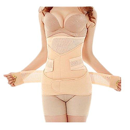 wendywu Durble abdominal Binder Girdle Cinturón 3en 1Mujer Postparto Recuperación vientre Shapewear Cintura Cinturones,...