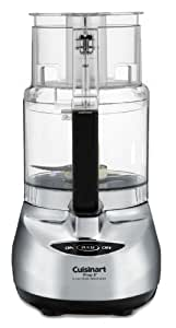 Cuisinart DLC-2009CHBM Prep 9 9-Cup Food Processor, Brushed Stainless DISCONTINUED BY MANUFACTURER