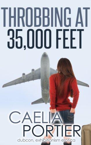 Throbbing at 35 000 Feet ebook product image