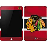 Skinit Chicago Blackhawks iPad Mini (2019) Skin - Officially Licensed NHL Tablet Decal - Ultra Thin, Lightweight Vinyl Decal Protection
