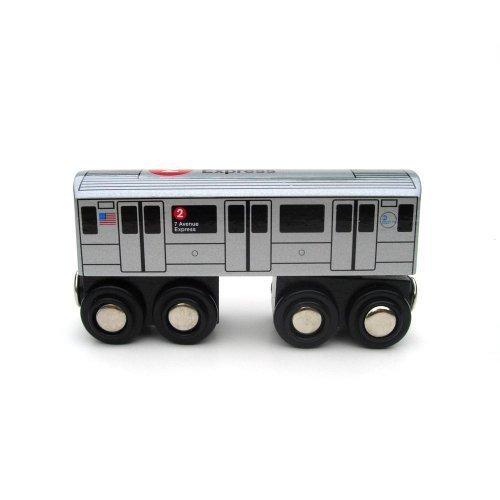 NYC Subway Car 2 by Munipals ()