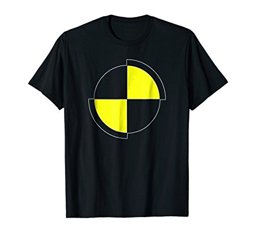 TEST CRASH DUMMY Costume Shirt | Halloween or Party -