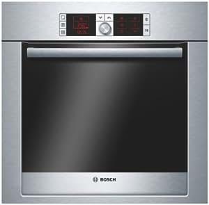 Bosch HBB76C651E Electric oven Acero inoxidable - Horno (Electric oven, Acero inoxidable, Botones, 0,95 m, Digital, 3570 W)