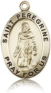 14ktゴールドPeregrine Medal
