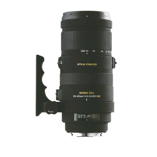 Sigma 120-400/4.5-5.6 APO DG OS Optical Stabilized HSM Te...