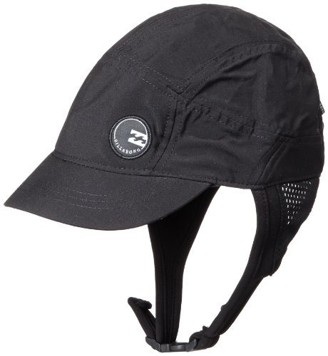 b8ae9dad Billabong Men's Supreme Surf Cap, Black, One Size - Import It All