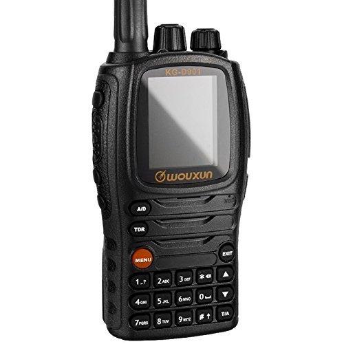 DMR Digital Ham Radio Transceiver Wouxun KG-D901 4W UHF 400-480MHz 1000...