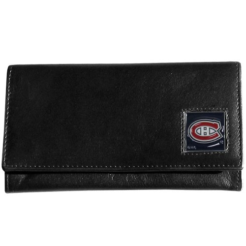 NHL Montreal Canadiens Genuine Leather Women's Wallet