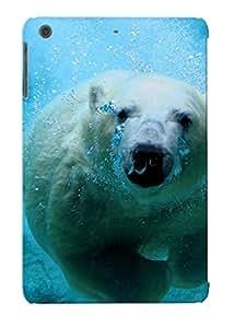 New Style Tpu Mini/mini 2 Protective Case Cover/ Ipad Mini/mini 2 Case - Bear