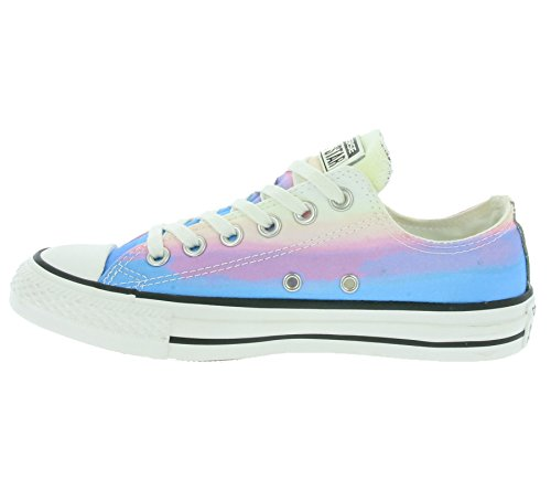 Chuck Donna Blu Multicolor Star Hi Print Converse Zzz Taylor all Canvas Bf4SZ5