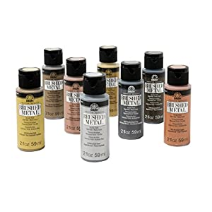 FolkArt PROMOCS8 Color Shift Chameleon Paint Set, 2 oz, 8 Fl Oz