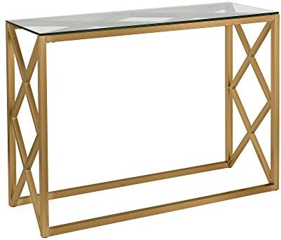 Henn Hart Console Table, 1, Gold