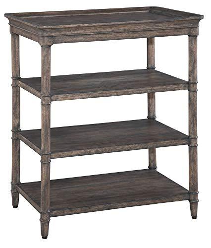 Hekman Furniture 23507 Three Shelf Lamp Table (Alexander Theodore Lamps)