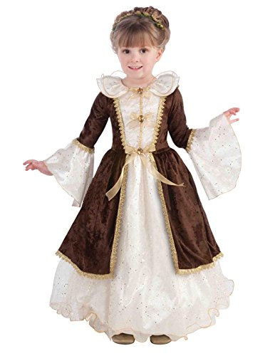 Forum Novelties Pretty Maiden Dress, Child's Small -