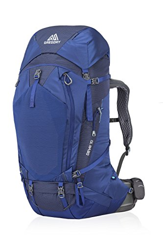 Gregory Mountain Products Women's Deva 70 Liter Backpack, Nocturne Blue, Small