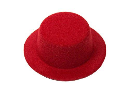 Mini Top Hat Fascinator - 5