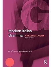 Modern Italian Grammar: A Practical Guide