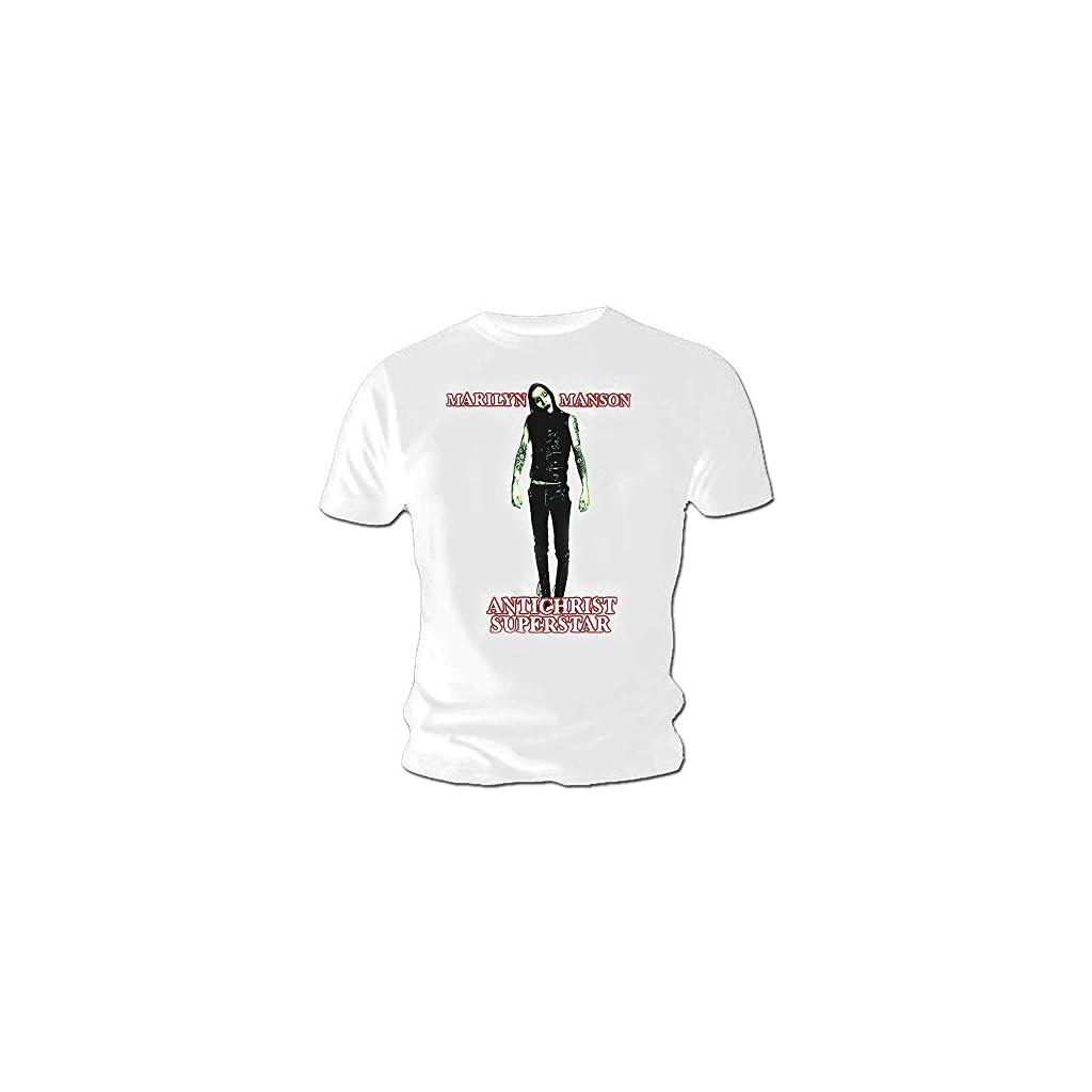 Marilyn Manson Camiseta