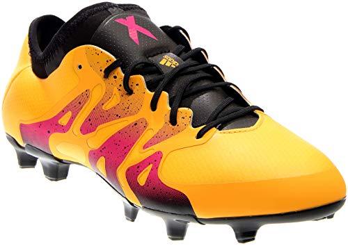 1 Tacchetti nbsp;fg nbsp;– nbsp;x Ground Gold Artificiale black Da Firm erba 15 ag Calcio Adidas tH4qwp