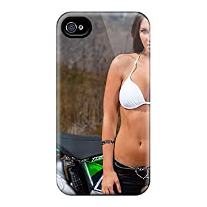 New Design Shatterproof Jne27976xxEy Cases For Iphone 6 (pretty Girl White Top)