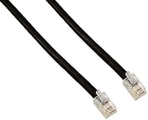 Sennheiser CPHUI 1 - Cable para teléfonos fijos Negro
