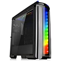 Thermaltake Versa C22 RGB ATX Mid Tower Gaming Computer Case Chassis and USB 3.0
