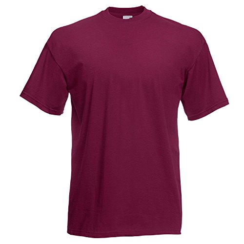 Fruit shirt Homme Burgundy Of À Manches Pour Courtes The T Loom wIdPq7aP