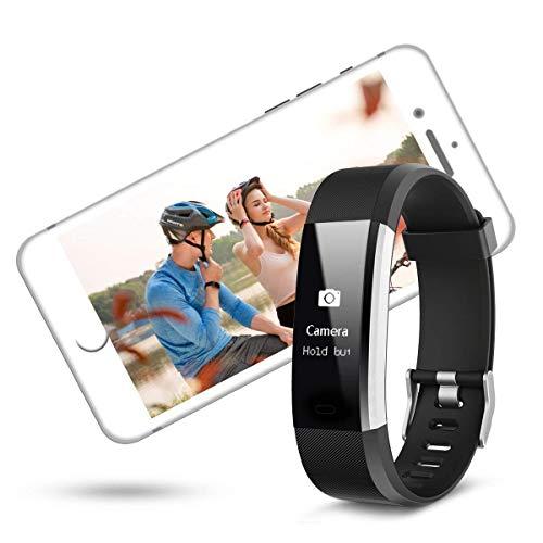 Pro-Fit Active VeryFitPro Fitness Tracker IP67 Waterproof Activity Tracker Heart Rate Sleep Monitor (Dark Blue) 6