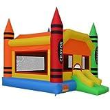 Cloud 9 The Crayon Bounce House