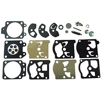 Carburetor Repair/Rebuild Kit Replaces Walbro K10-WAT for STI HL ...