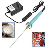 15W 100-240V Foam Cutter Electric Styrofoam Cutting Machine Pen Kit Tool -