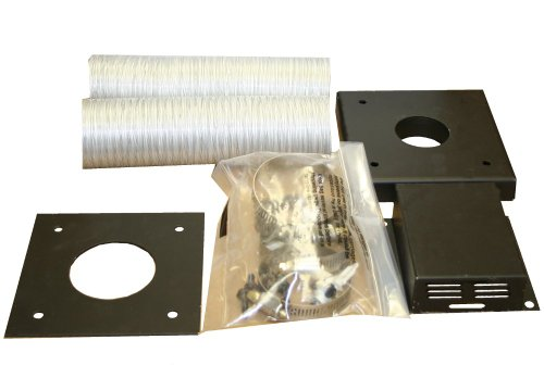 US Stove 69FAK Fresh Air Kit for Corn and Pellet Stoves