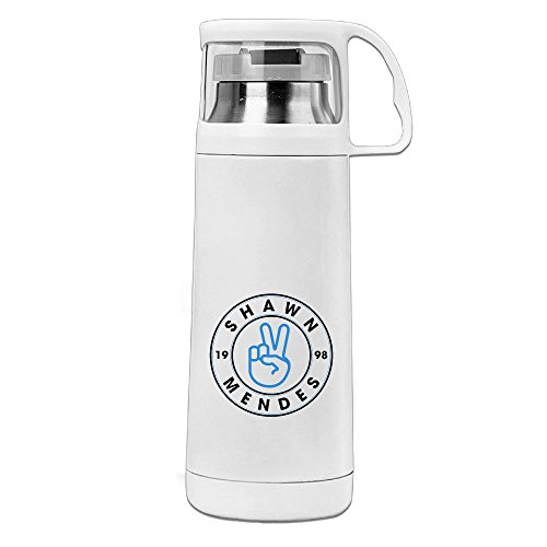bekey-shawn-mendes-stainless-steel-vacuum-travel-mug-with-handle-cup-water-bottle