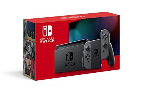 Nintendo Switch本体/Joy-Con(L)/(R) グレー