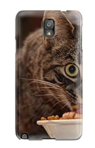 Defender Case With Nice Appearance (cat) For Galaxy Note 3