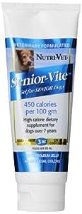Nutri-Vet Senior-Vite Gel, 3 Ounces
