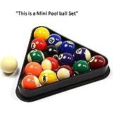 Empire USA Mini Pool Ball Set, 1.5-Inch