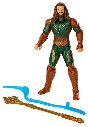 Mattel DC Justice League Movie Aquaman Figure, - Justice Aquaman League