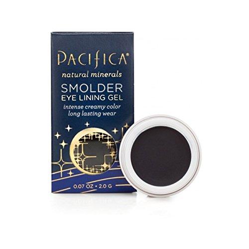 - Pacifica Smolder Eye Lining Gel Midnight - 0.07 oz