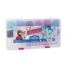 Disney Frozen Loom Band Case Kit 2400 pcs Making Girls Accessories
