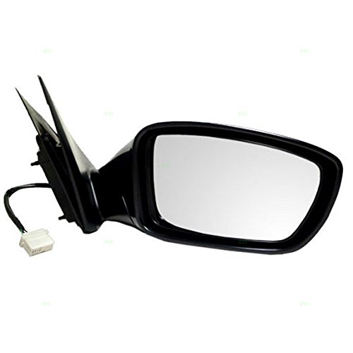 Passengers Power Side View Mirror Heated Replacement for Hyundai 87620-3Q010 AutoAndArt ()