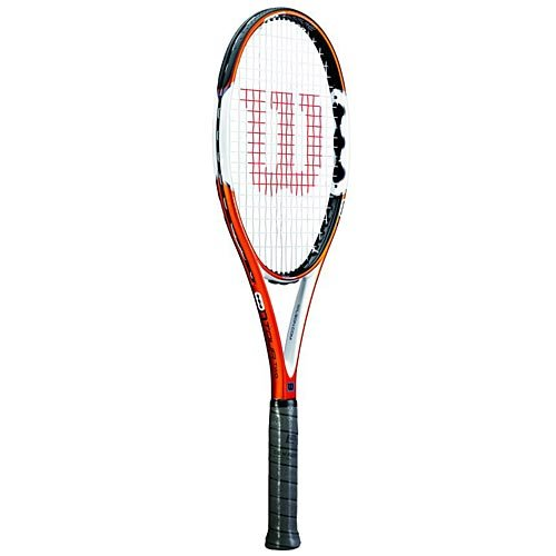 cheap sale super cute huge selection of Wilson nCode nTour Two 95 Tennis Racquet Grip Size: 4 1/2 ...