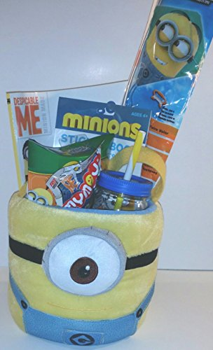 Minion Gift Basket, Easter, Birthday, Get Well