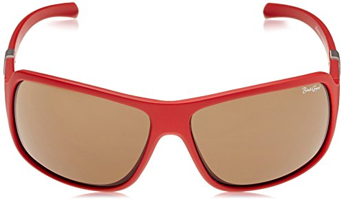 Black Canyon Lunettes de soleil adulte Rouge - Rouge mat