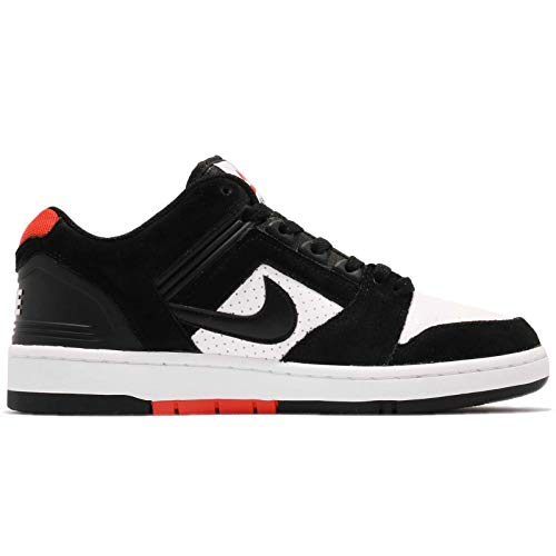 Multicolore Habanero II Air NIKE Black SB Uomo Basse White Scarpe da Ginnastica 006 Force Low Red tvAw5qAO