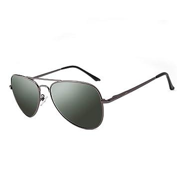 Lentes de color verde oscuro personalizadas, gafas de sol ...