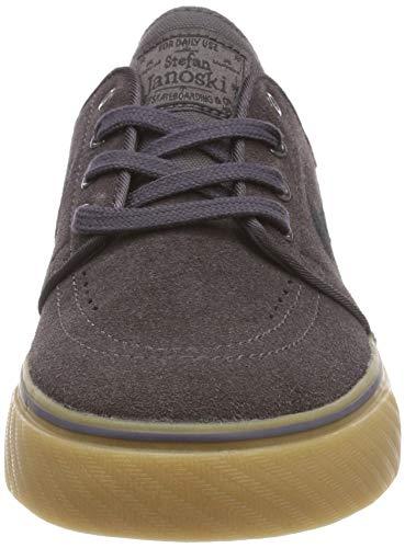 black Stefan 017 Nike Scarpe gs Brown Da Bambini – Skateboard Grey thunder gum Unisex Light Janoski Multicolore 7dHdwq