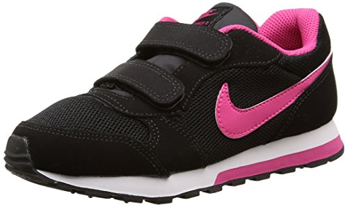 Price comparison product image Nike - MD Runner 2 Psv - 807320006 - Color: Black - Size: 1.0