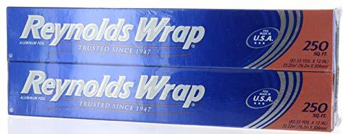 - Reynolds Wrap Aluminum Foil, 500 sq ft
